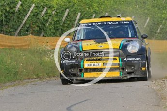 © North One Sport Ltd.2011/Octane Photographic Ltd. WRC Germany – SS6 - Moselland II - Friday 19th August 2011. Digital Ref : 0149CB1D5143
