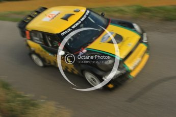 © North One Sport Ltd.2011/Octane Photographic Ltd. WRC Germany – SS6 - Moselland II - Friday 19th August 2011. Digital Ref : 0149LW7D0391