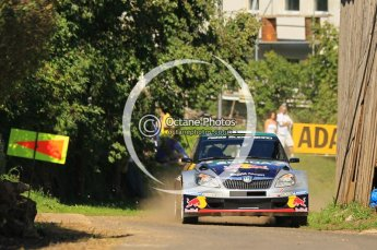 © North One Sport Ltd.2011/Octane Photographic Ltd. WRC Germany – SS9 - Birkenfelder Land I - Saturday 20th August 2011. Digital Ref : 0150CB1D5455