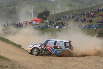 © Grize Motorsport 2011. WRC Portugal. Local Mini shakedown. Digital Ref : 0048cam10541