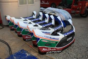© Grize Motorsport 2011. WRC Portugal. Spoilers stock. Digital Ref : 0048cam11336