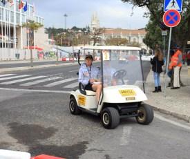 © Grize Motorsport 2011. WRC Portugal. Electric rallying. Digital Ref : 0048cam18943