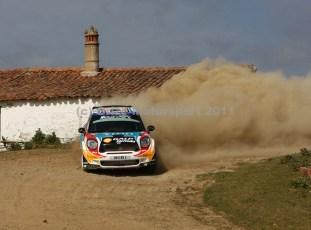 © Grize Motorsport 2011. WRC Portugal. Digital Ref : 0048img_8176