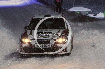 © North One Sport Ltd.2011/ Octane Photographic Ltd.2011. WRC Sweden SS1 Karlstad Arena Super Special, Thursday 10th February 2011. Digital ref : 0139LW7D8441