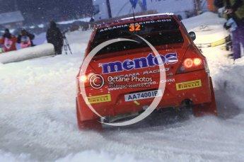 © North One Sport Ltd.2011/ Octane Photographic Ltd.2011. WRC Sweden SS1 Karlstad Arena Super Special, Thursday 10th February 2011. Digital ref : 0139LW7D8469