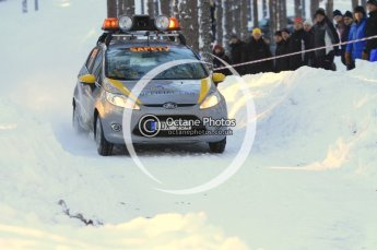©  North One Sport Limited 2011/Octane Photographic. 2011 WRC Sweden SS10 Fredericksberg, Saturday 12th February 2011. Digital ref : 0142LW7D8880