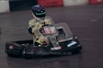© Octane Photographic Ltd. 2012. Autosport International 2012 Celebrity Karting for the Race To Recovery charity. 12th January 2012. Digital Ref : 0206cb1d1432
