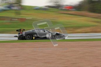© 2012 Octane Photographic Ltd. Saturday 7th April. Avon Tyres British GT Championship - Practice 1. Digital Ref : 0274lw7d6809