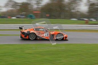 © 2012 Octane Photographic Ltd. Saturday 7th April. Avon Tyres British GT Championship - Practice 1. Digital Ref : 0274lw7d7068