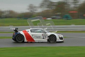 © 2012 Octane Photographic Ltd. Saturday 7th April. Avon Tyres British GT Championship - Practice 1. Digital Ref : 0274lw7d7102