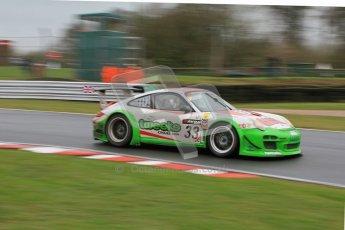 © 2012 Octane Photographic Ltd. Saturday 7th April. Avon Tyres British GT Championship - Practice 1. Digital Ref : 0274lw7d7127