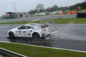 © 2012 Octane Photographic Ltd. Monday 9th April. Avon Tyres British GT Championship - Final Practice. Digital Ref : 0284lw1d3765