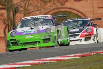 © 2012 Octane Photographic Ltd. Saturday 7th April. Avon Tyres British GT Championship - Practice 2. Digital Ref : 0280lw1d2464