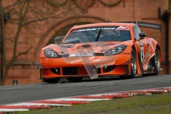 © 2012 Octane Photographic Ltd. Saturday 7th April. Avon Tyres British GT Championship - Practice 2. Digital Ref : 0280lw1d2575