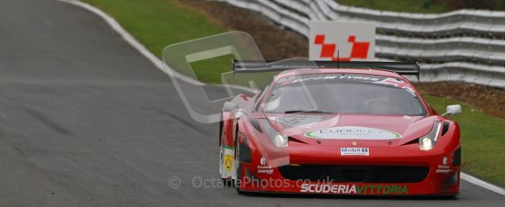 © 2012 Octane Photographic Ltd. Saturday 7th April. Avon Tyres British GT Championship - Practice 2. Digital Ref : 0280lw1d2708