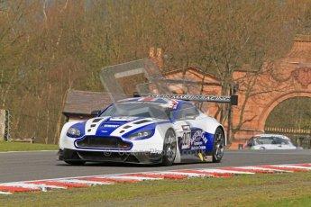 © 2012 Octane Photographic Ltd. Saturday 7th April. Avon Tyres British GT Championship - Practice 2. Digital Ref : 0280lw7d7789