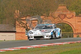 © 2012 Octane Photographic Ltd. Saturday 7th April. Avon Tyres British GT Championship - Practice 2. Digital Ref : 0280lw7d7794