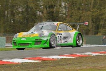 © 2012 Octane Photographic Ltd. Saturday 7th April. Avon Tyres British GT Championship - Practice 2. Digital Ref : 0280lw7d7806