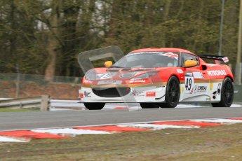 © 2012 Octane Photographic Ltd. Saturday 7th April. Avon Tyres British GT Championship - Practice 2. Digital Ref : 0280lw7d7820