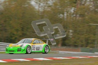 © 2012 Octane Photographic Ltd. Saturday 7th April. Avon Tyres British GT Championship - Practice 2. Digital Ref : 0280lw7d7857