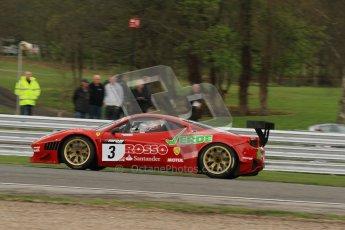© 2012 Octane Photographic Ltd. Saturday 7th April. Avon Tyres British GT Championship - Practice 2. Digital Ref : 0280lw7d8139