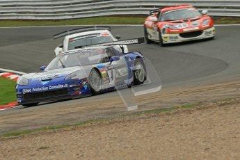 © 2012 Octane Photographic Ltd. Saturday 7th April. Avon Tyres British GT Championship - Practice 2. Digital Ref : 0280lw7d8143