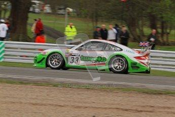 © 2012 Octane Photographic Ltd. Saturday 7th April. Avon Tyres British GT Championship - Practice 2. Digital Ref : 0280lw7d8165