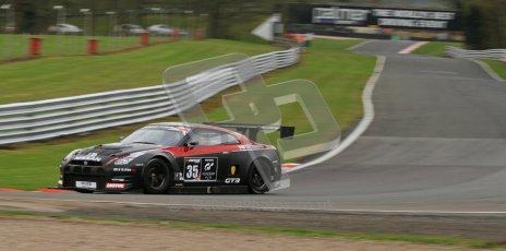 © 2012 Octane Photographic Ltd. Saturday 7th April. Avon Tyres British GT Championship - Practice 2. Digital Ref : 0280lw7d8278