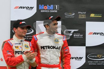 © 2012 Octane Photographic Ltd. Monday 9th April. Avon Tyres British GT Championship Race. Digital Ref : 0286lw7d1035