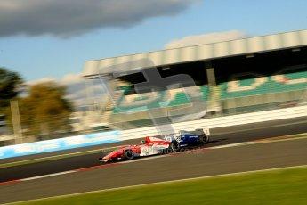 © Chris Enion/Octane Photographic Ltd 2012. Formula Renault BARC - Race. Silverstone - Saturday 6th October 2012. Kieran Vernon - Hillsport. Digital Reference: 0539ce1d0800