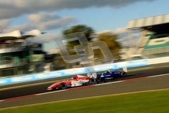 © Chris Enion/Octane Photographic Ltd 2012. Formula Renault BARC - Race. Silverstone - Saturday 6th October 2012. Kieran Vernon - Hillsport. Digital Reference: 0539ce1d0802