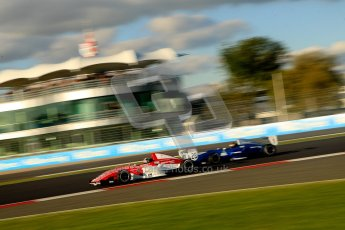 © Chris Enion/Octane Photographic Ltd 2012. Formula Renault BARC - Race. Silverstone - Saturday 6th October 2012. Kieran Vernon - Hillsport. Digital Reference: 0539ce1d0803