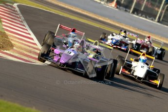 © Chris Enion/Octane Photographic Ltd 2012. Formula Renault BARC - Race. Silverstone - Saturday 6th October 2012. Digital Reference: 0539ce7d9665