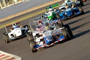 © Chris Enion/Octane Photographic Ltd 2012. Formula Renault BARC - Race. Silverstone - Saturday 6th October 2012. Digital Reference: 0539ce7d9669