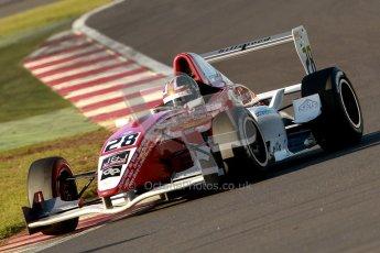 © Chris Enion/Octane Photographic Ltd 2012. Formula Renault BARC - Race. Silverstone - Saturday 6th October 2012. Kieran Vernon - Hillsport. Digital Reference: 0539ce7d9776