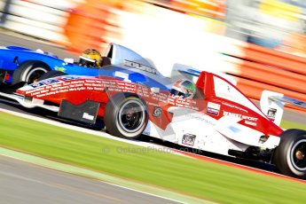 © Chris Enion/Octane Photographic Ltd 2012. Formula Renault BARC - Race. Silverstone - Saturday 6th October 2012. Kieran Vernon - Hillsport. Digital Reference: 0539ce7d9877