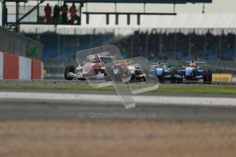 © Octane Photographic Ltd 2012. Formula Renault BARC - Race 2. Kieran Vernon - Hillsport. Silverstone - Sunday 7th October 2012. Digital Reference: 0545lw1d2326