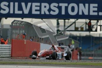 © Octane Photographic Ltd 2012. Formula Renault BARC - Race 2. Silverstone - Sunday 7th October 2012. Kieran Vernon - Hillsport. Digital Reference: 0545lw1d2430