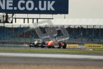 © Octane Photographic Ltd 2012. Formula Renault BARC - Race 2. Silverstone - Sunday 7th October 2012. Digital Reference: 0545lw1d2458
