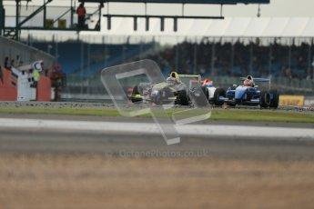 © Octane Photographic Ltd 2012. Formula Renault BARC - Race 2. Silverstone - Sunday 7th October 2012. Digital Reference: 0545lw1d2490
