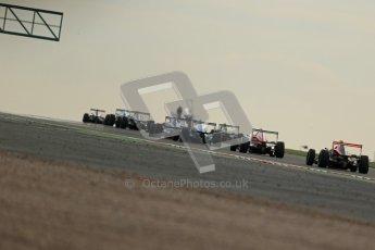 © Octane Photographic Ltd 2012. Formula Renault BARC - Race 2. Silverstone - Sunday 7th October 2012. Digital Reference: 0545lw1d2563