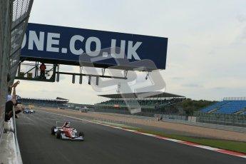 © Octane Photographic Ltd 2012. Formula Renault BARC - Race 2. Silverstone - Sunday 7th October 2012. Kieran Vernon - Hillsport. Digital Reference: 0545lw1d2648