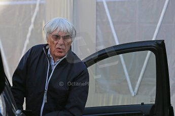 World © Octane Photographic Ltd. Belgian GP Spa - Sunday 2nd September 2012 - F1 Paddock - Bernie Ecclestone. Digital Ref :