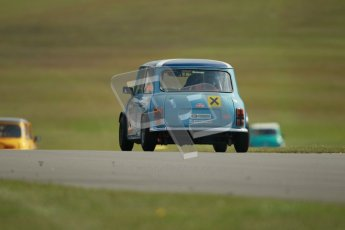 © Octane Photographic Ltd. Mini Se7en Championship practice session 21st April 2012. Donington Park. Digital Ref : 0298lw1d1033