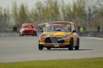 © Octane Photographic Ltd. Mini Se7en Championship practice session 21st April 2012. Donington Park. Keiran McDonald. Digital Ref : 0298lw1d1299