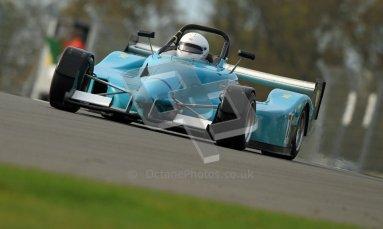 © Carl Jones/Octane Photographic Ltd. 20th October 2012. Ginger Marshall, Bowlby Mark 2, OSS, Donington Park. Digital Ref : 0549ce7d1799