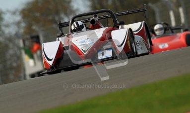 © Carl Jones/Octane Photographic Ltd. 20th October 2012. Tony Sinclair, Jade 3, OSS, Donington Park. Digital Ref : 0549ce7d1802