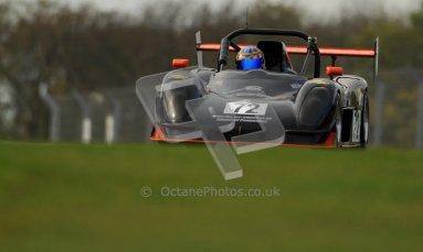 © Carl Jones/Octane Photographic Ltd. 20th October 2012. Graham Hill, Radical Prosport, OSS, Donington Park. Digital Ref : 0549ce7d1892