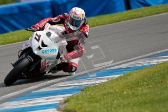 © Octane Photographic Ltd/Chris Enion 2012. British Superbikes test day – Donington Park, Tuesday 7th August 2012. Barry Burrell - Buildbase BMW. Digital Ref : 0450CE1D0087