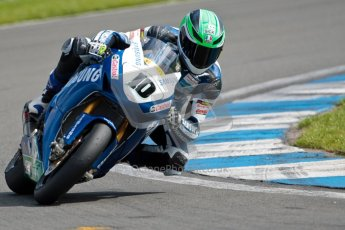 © Octane Photographic Ltd/Chris Enion 2012. British Superbikes test day – Donington Park, Tuesday 7th August 2012. Jon Kirkham - Samsung Honda. Digital Ref : 0450CE1D0124